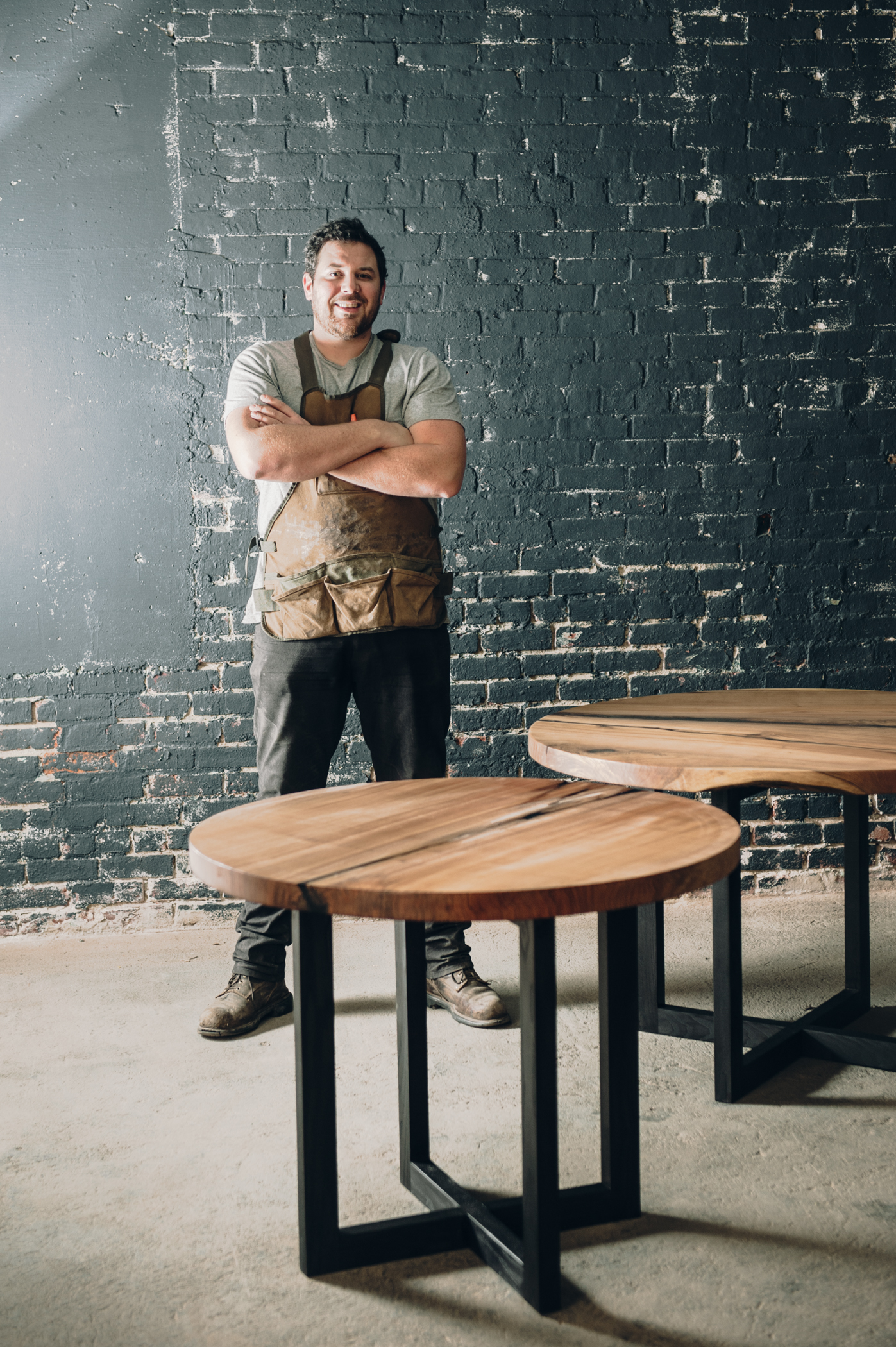 Marc Stimpson   Founder, Lumberjack of all trades