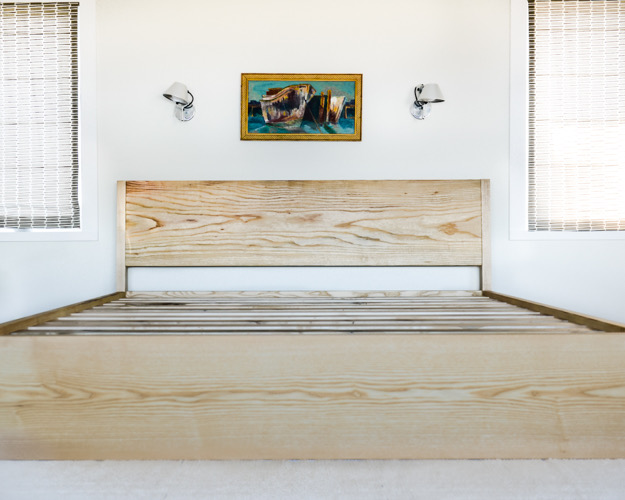 Slab Bed