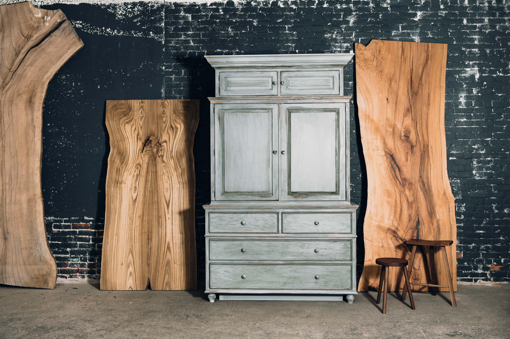 TV Cabinet and Dresser