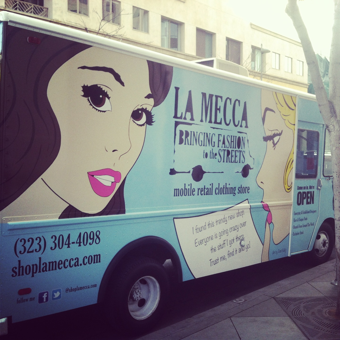 mobile boutique santa monica