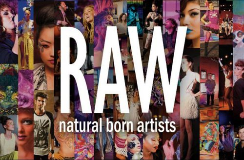 RAW artists logo
