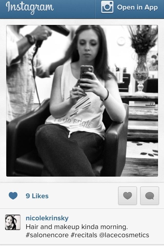 nicole krinsky instagram