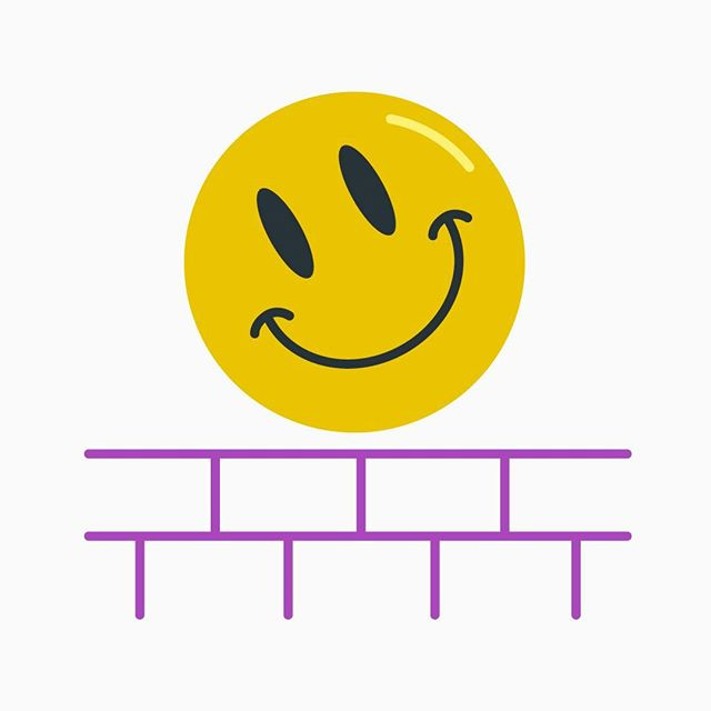 Happy Mondays! #illlustration #google #smiley #helloworld #monday smiley by @philspehar
