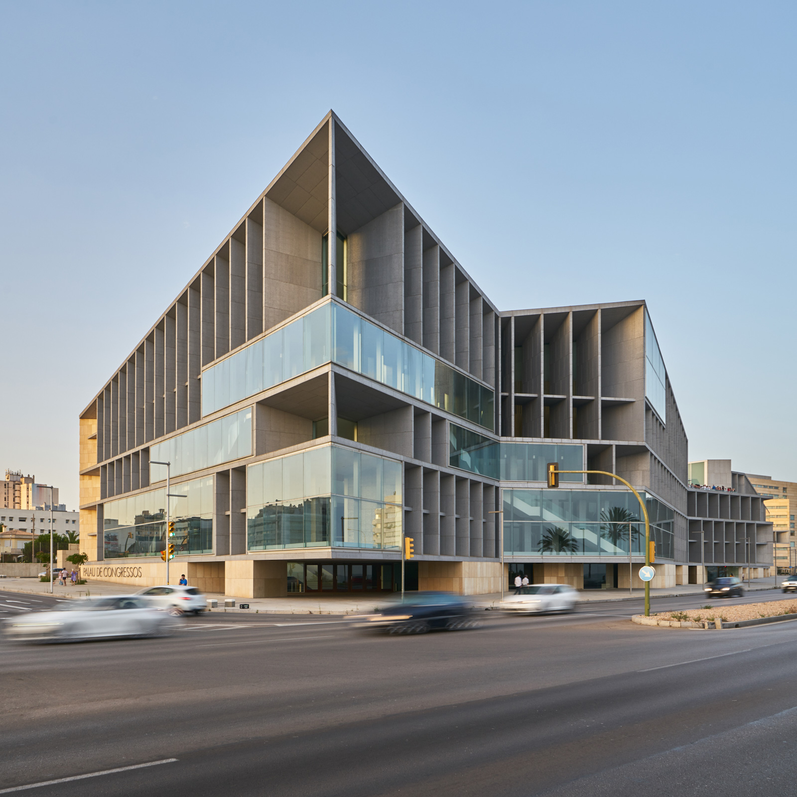 palma convention center -