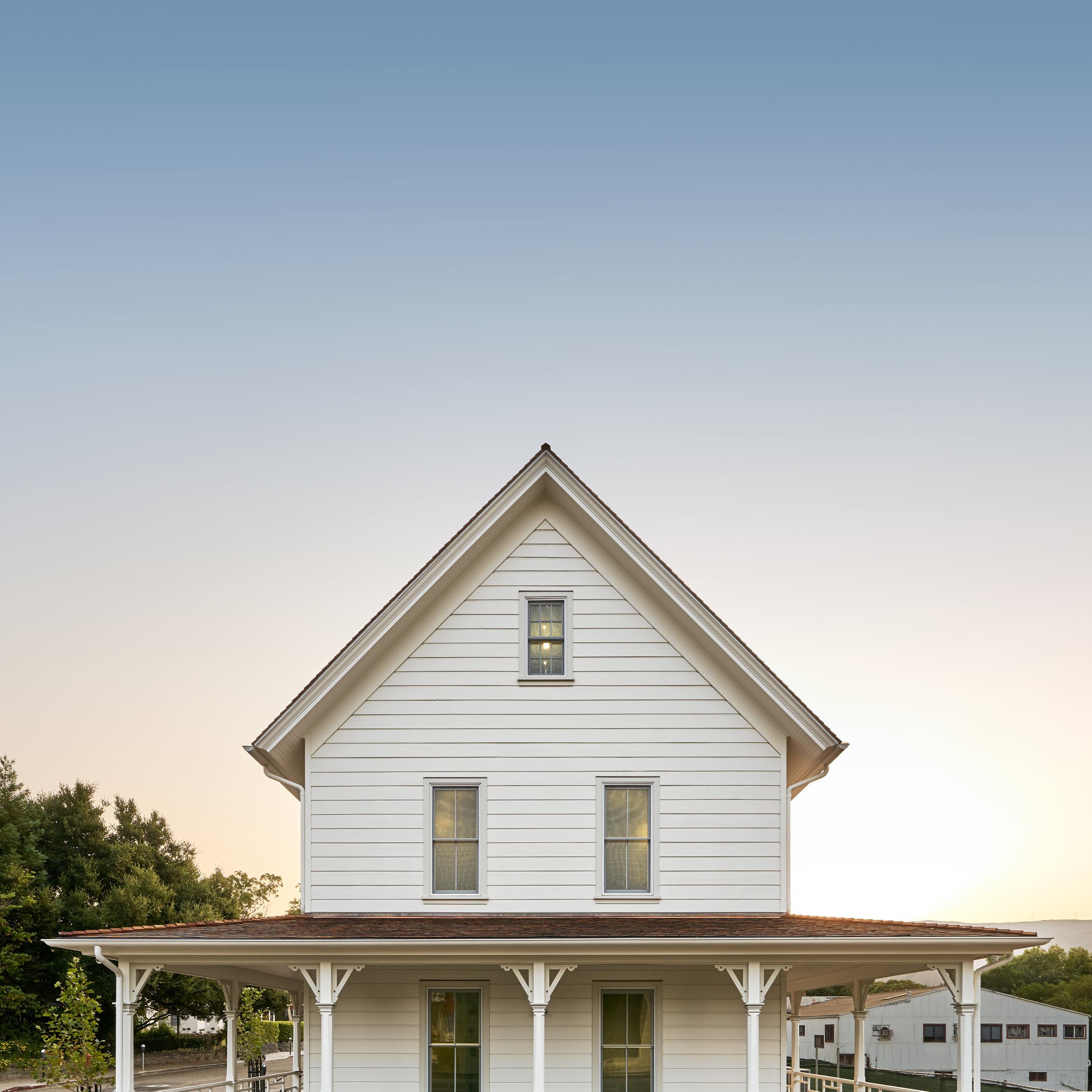 leitcher house -