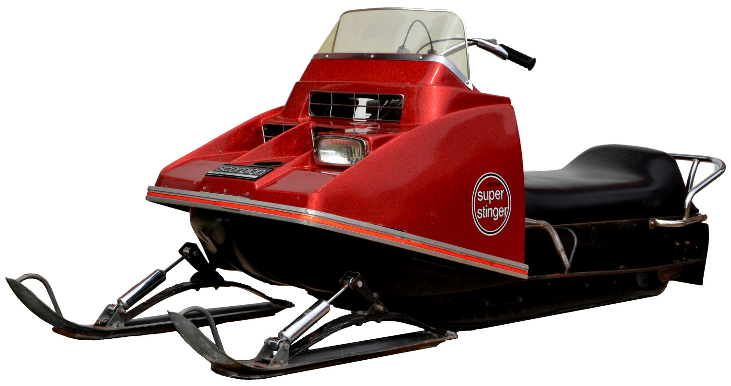 2013 Feature Sleds: Wedge designs of 1971 and 1972.