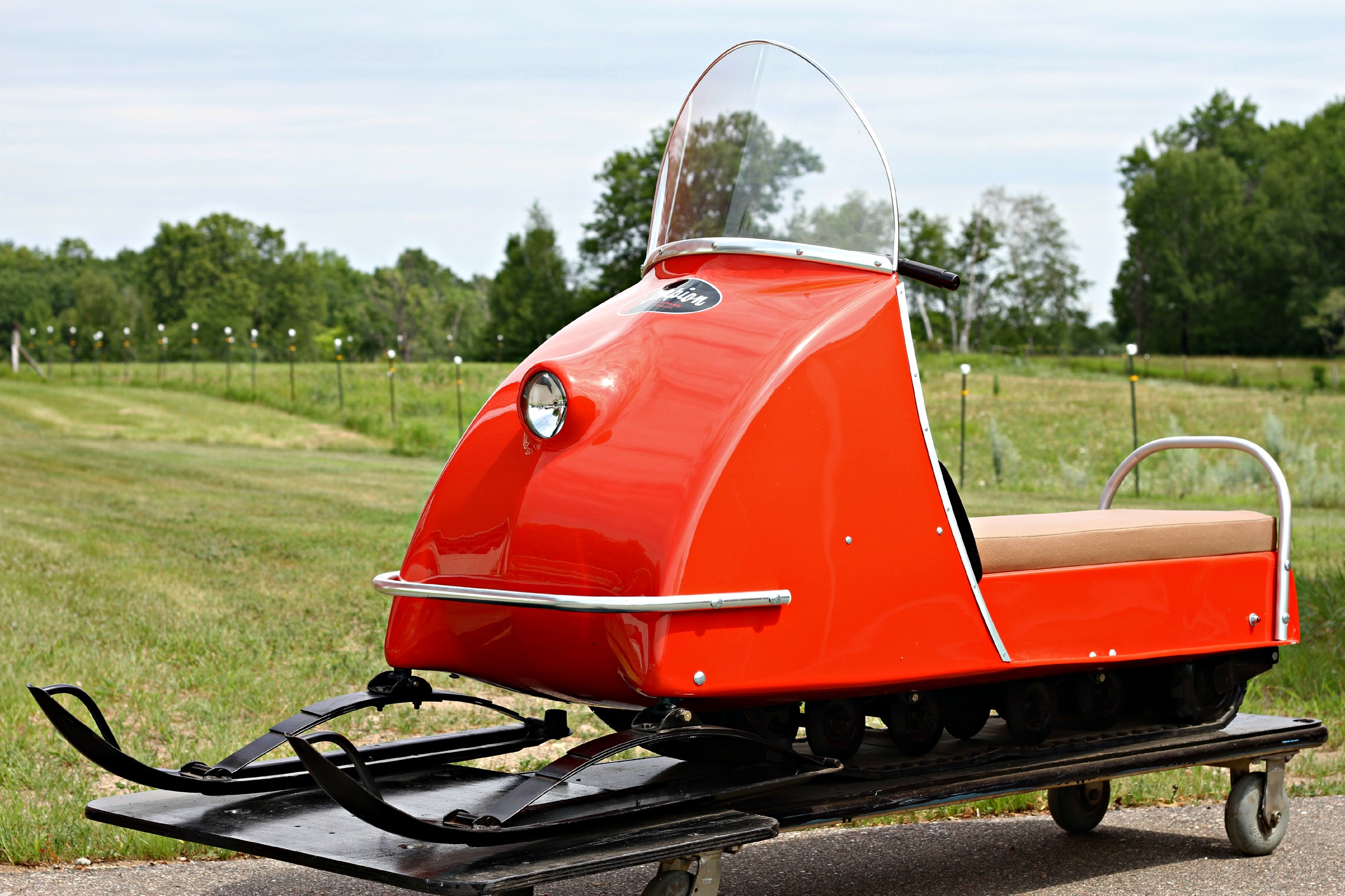 2014 Feature Sled: 1965 Scorpion