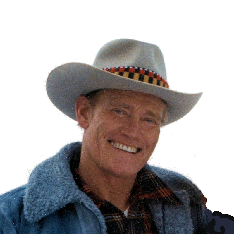 Legendary Hollywood spokesperson, Chuck Connors -