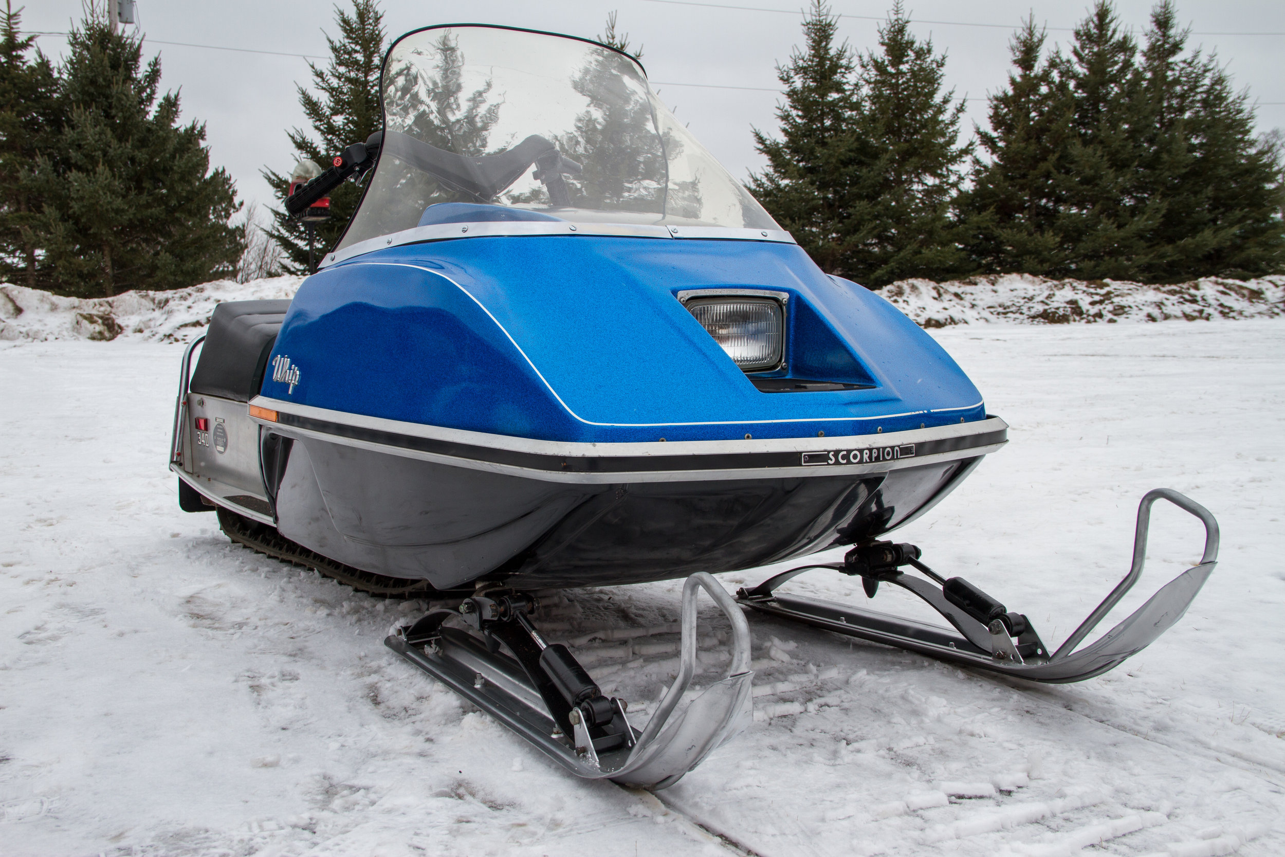 2018 Feature Sled
