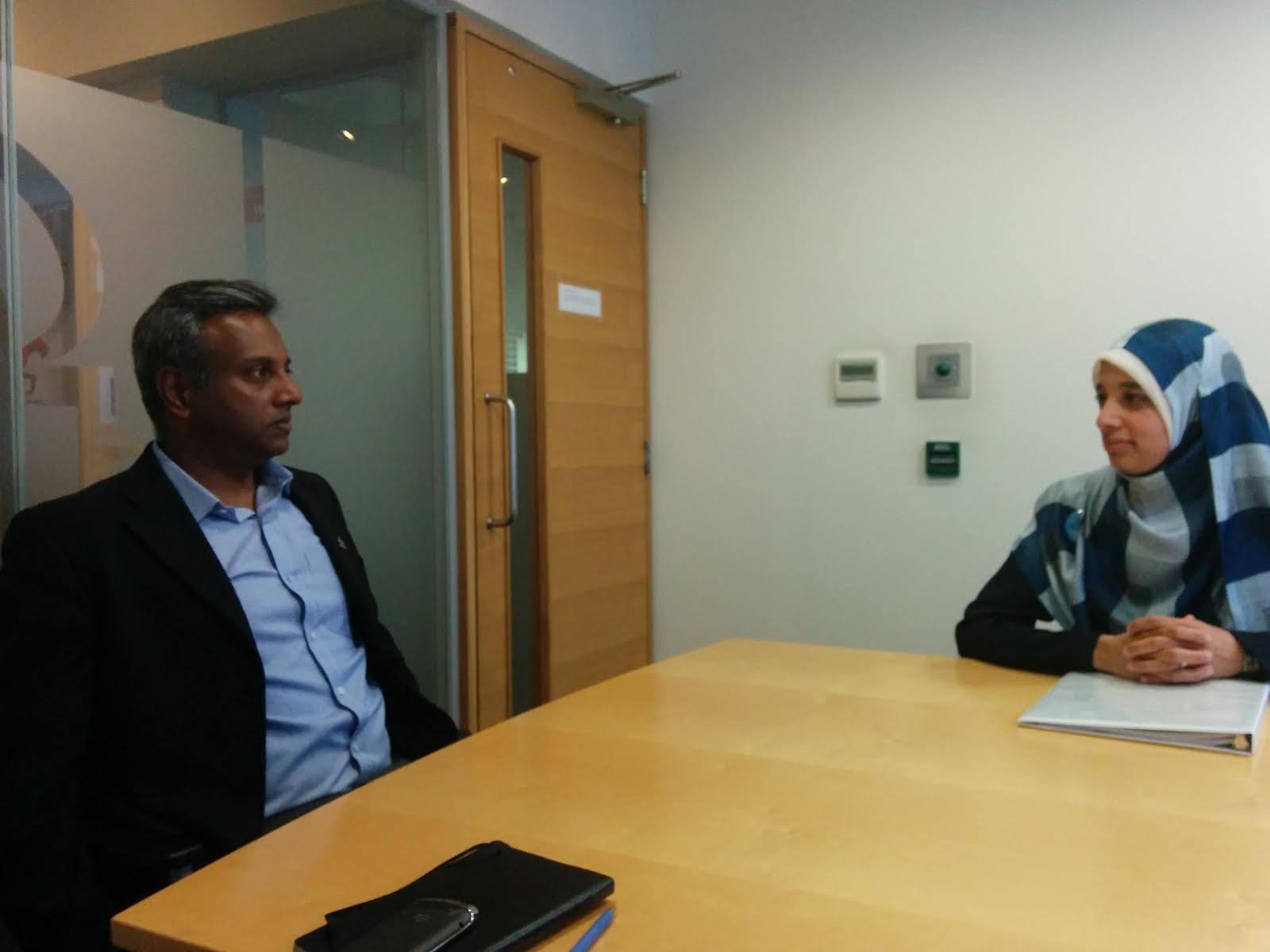 Salil Shetty Secretary General of Amnesty International