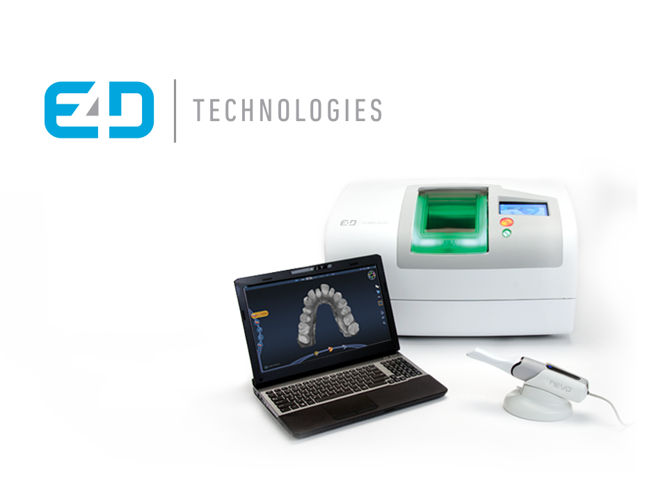 With E4D technology, you can  get your crowns in just one visit.