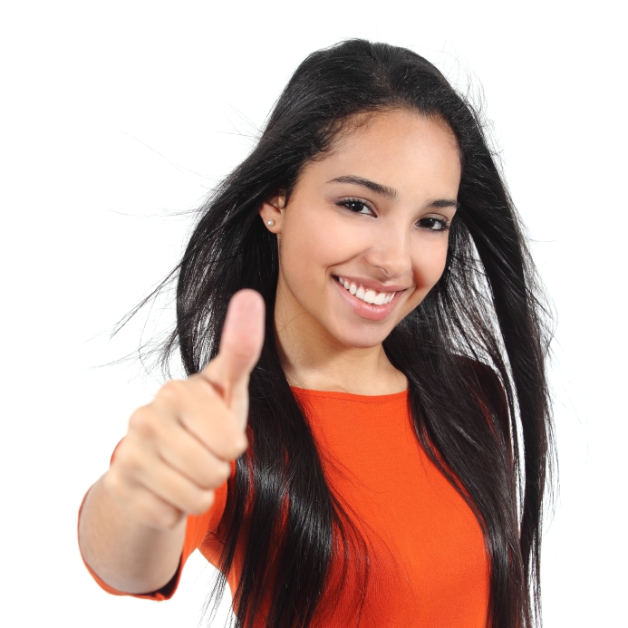 It's safe to whiten teens' teeth with methods approved by your qualified dental professional.