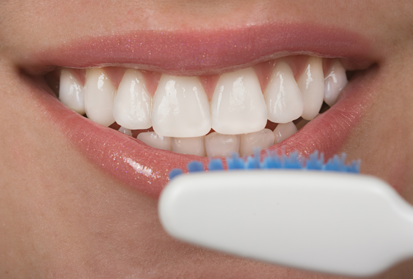 Daily oral hygeine will prevent gum disease and tooth decay.