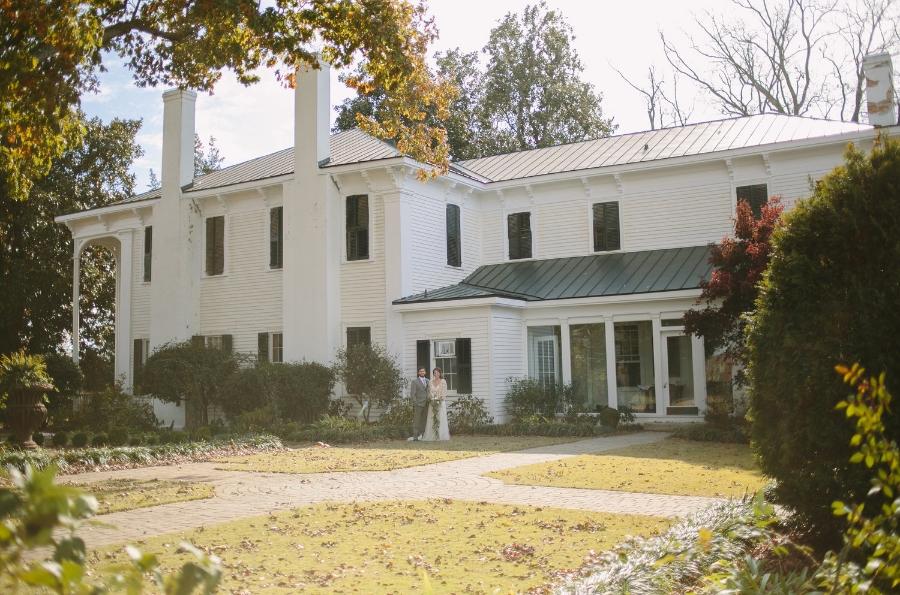 Cloverleaf Farm Athen GA wedding venue