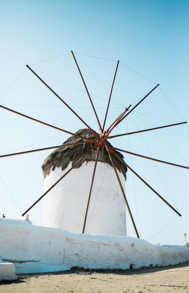 Mykonos Greece vacation