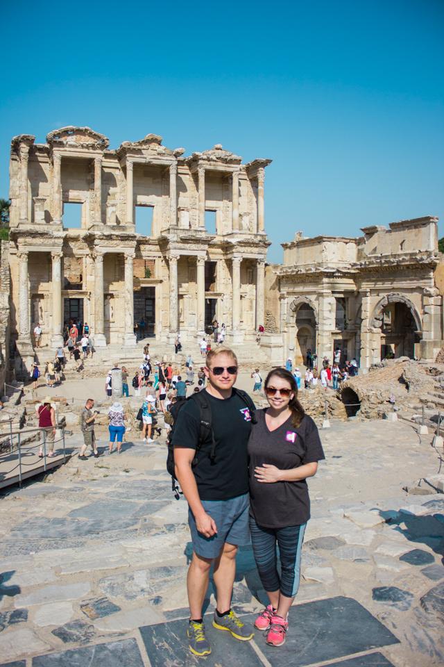Ephesus Turkey Royal Caribbean cruise