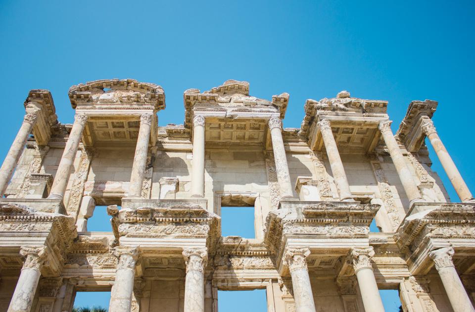 Ephesus Turkey colosseum