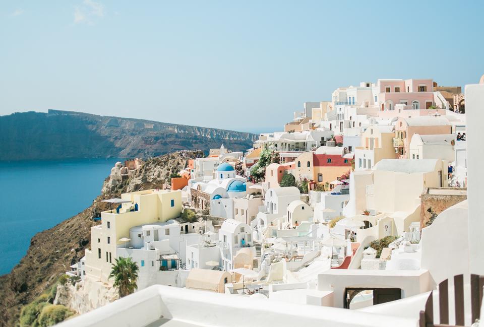 Santorini Greece Royal Caribbean cruise