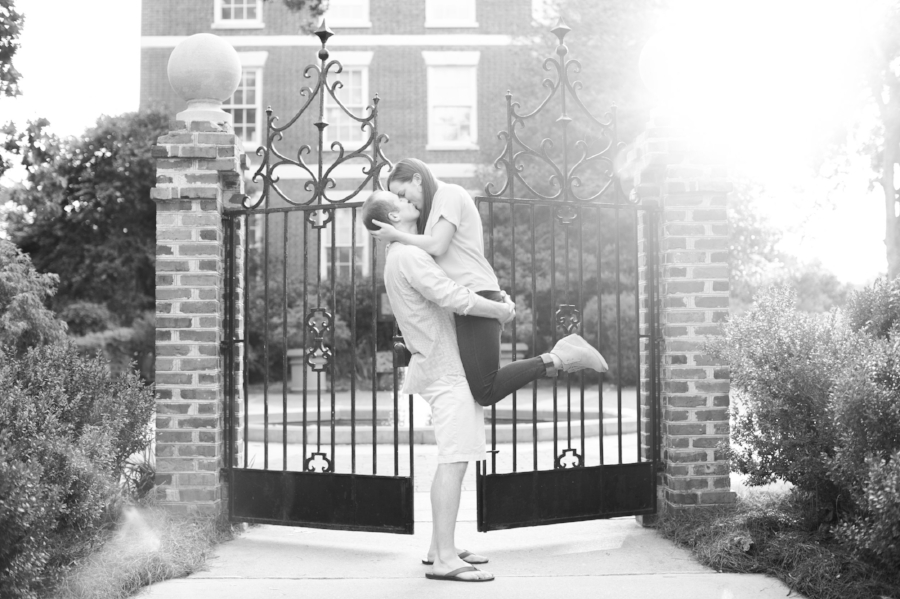 Augusta engagement photos