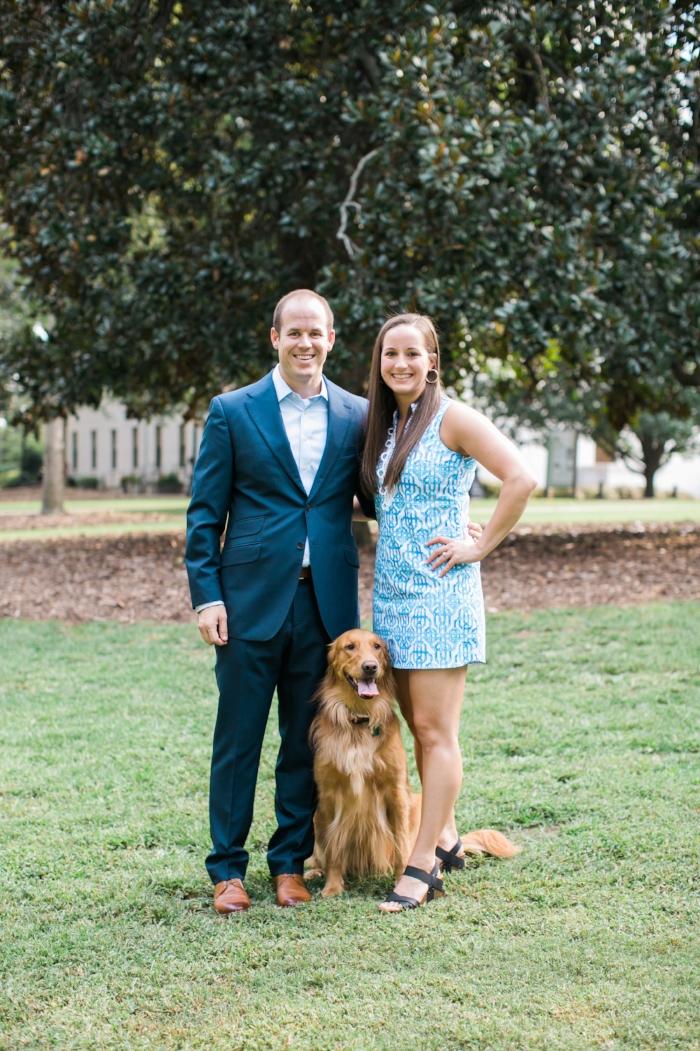 Columbia SC engagement photos