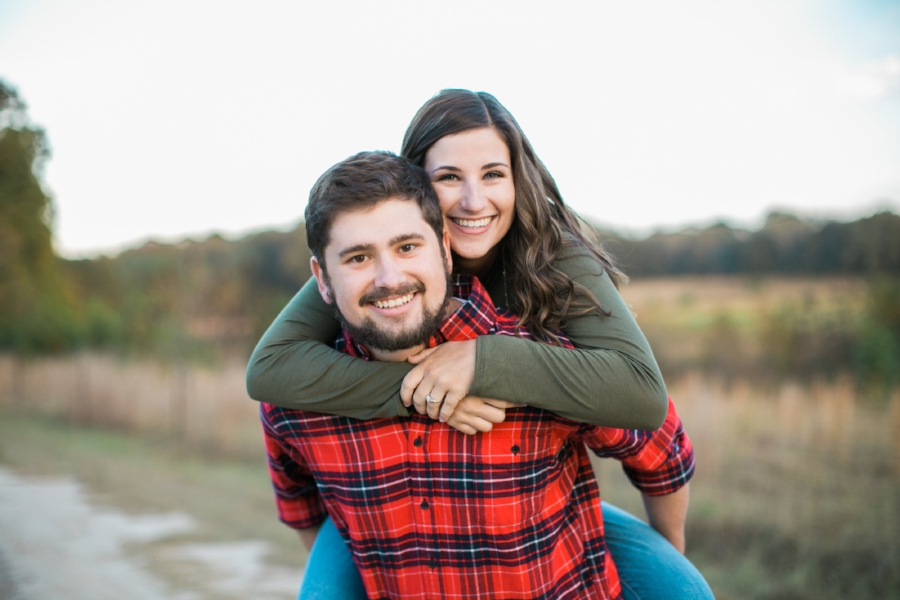 Athens engagement session