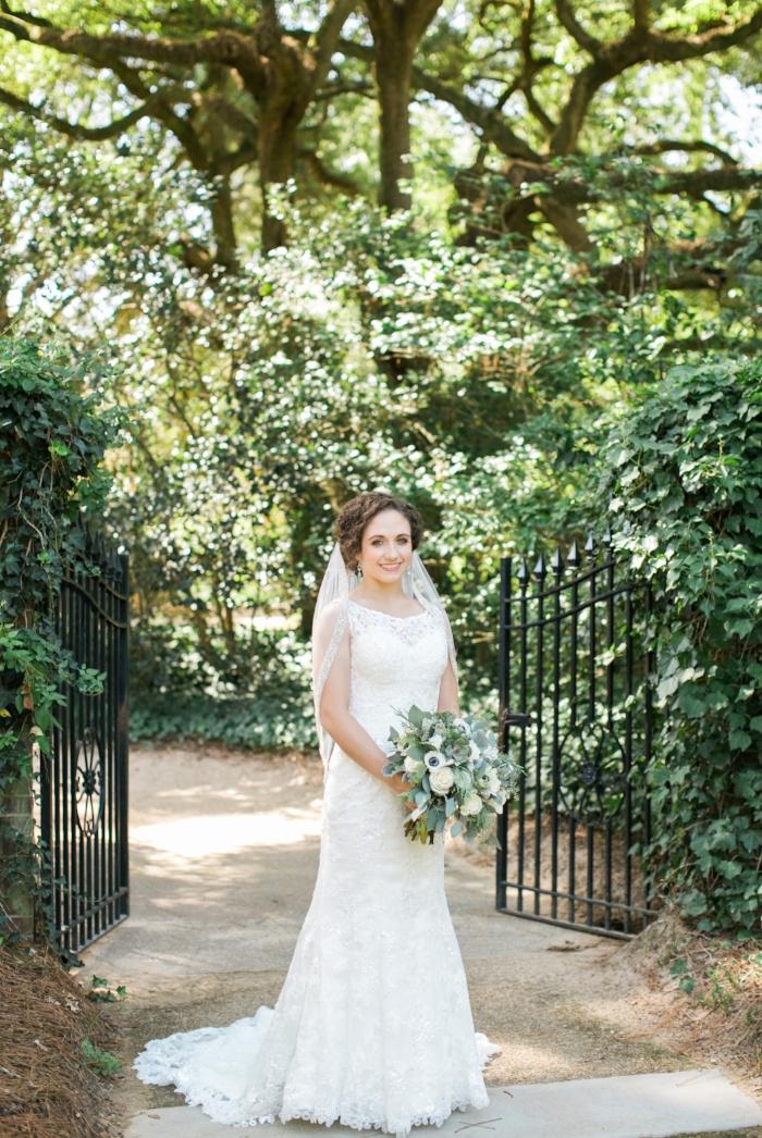 Aiken bridal portrait session