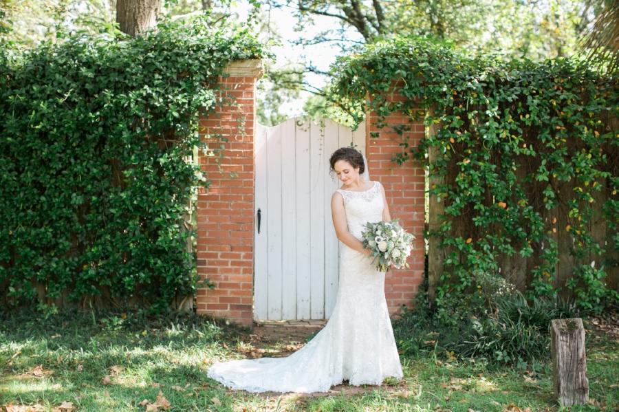 Aiken bridal portrait photos