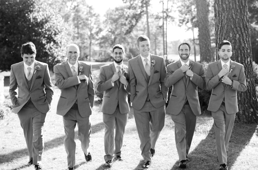 The Green Boundary Club wedding