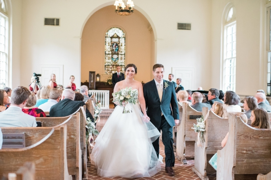 Whitefield Chapel wedding