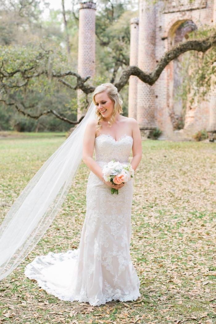 Old Sheldon Church bridals