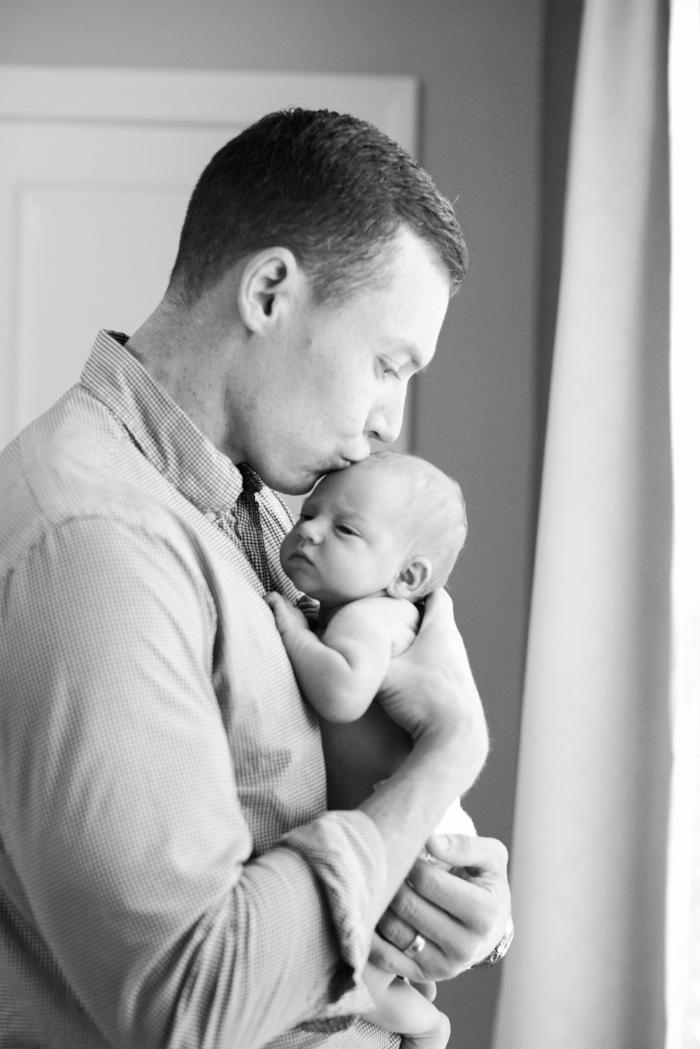 Aiken lifestyle newborn session