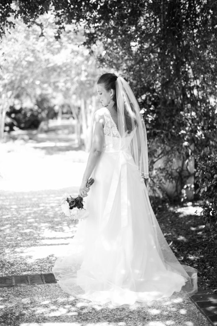 Hopelands Gardens wedding Aiken SC