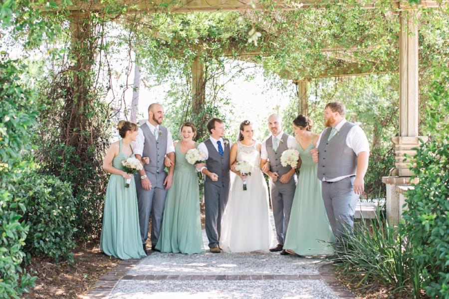 Carriage House Inn wedding