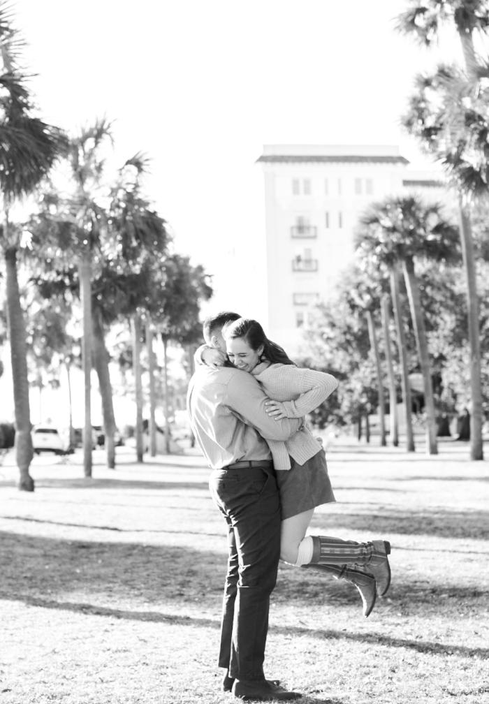 Charleston Battery engagement photos