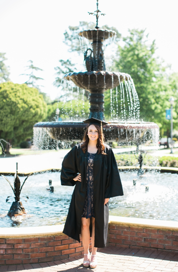 Augusta University graduation photos