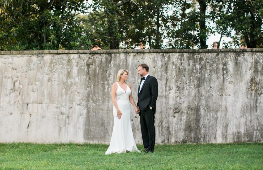 Aiken wedding at The Green Boundary