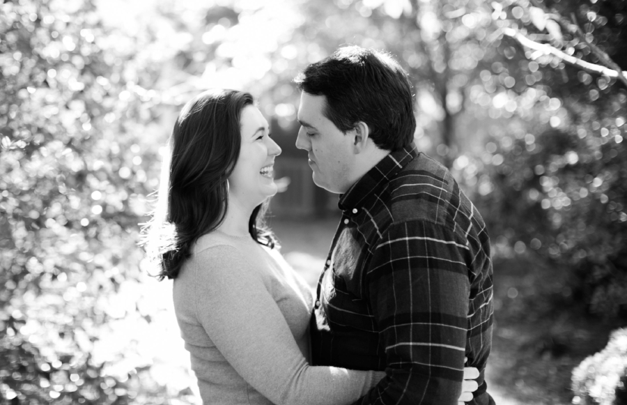 Augusta GA engagement session