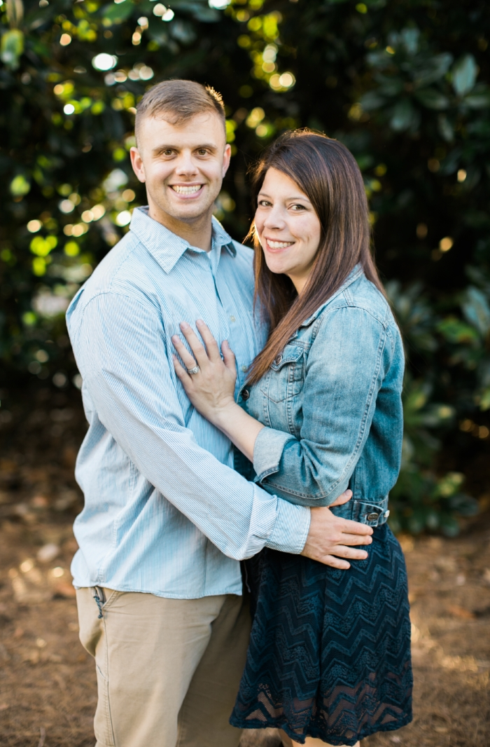 Aiken engagement photographer