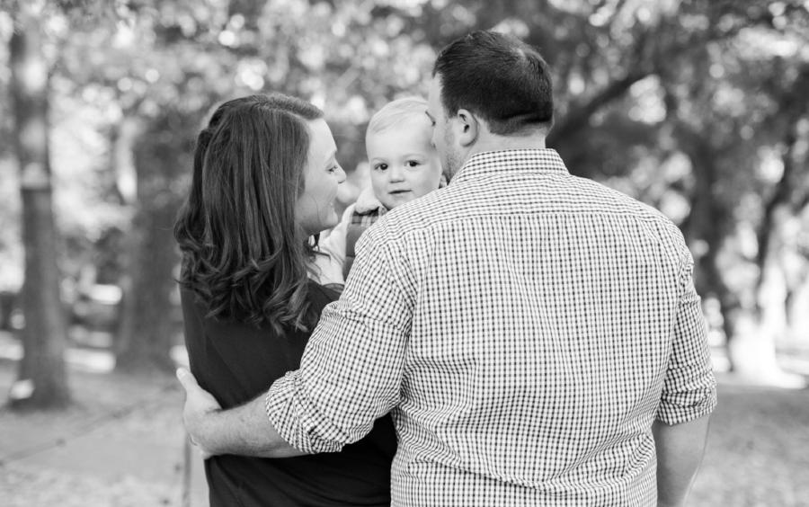 Hopelands Gardens family photos