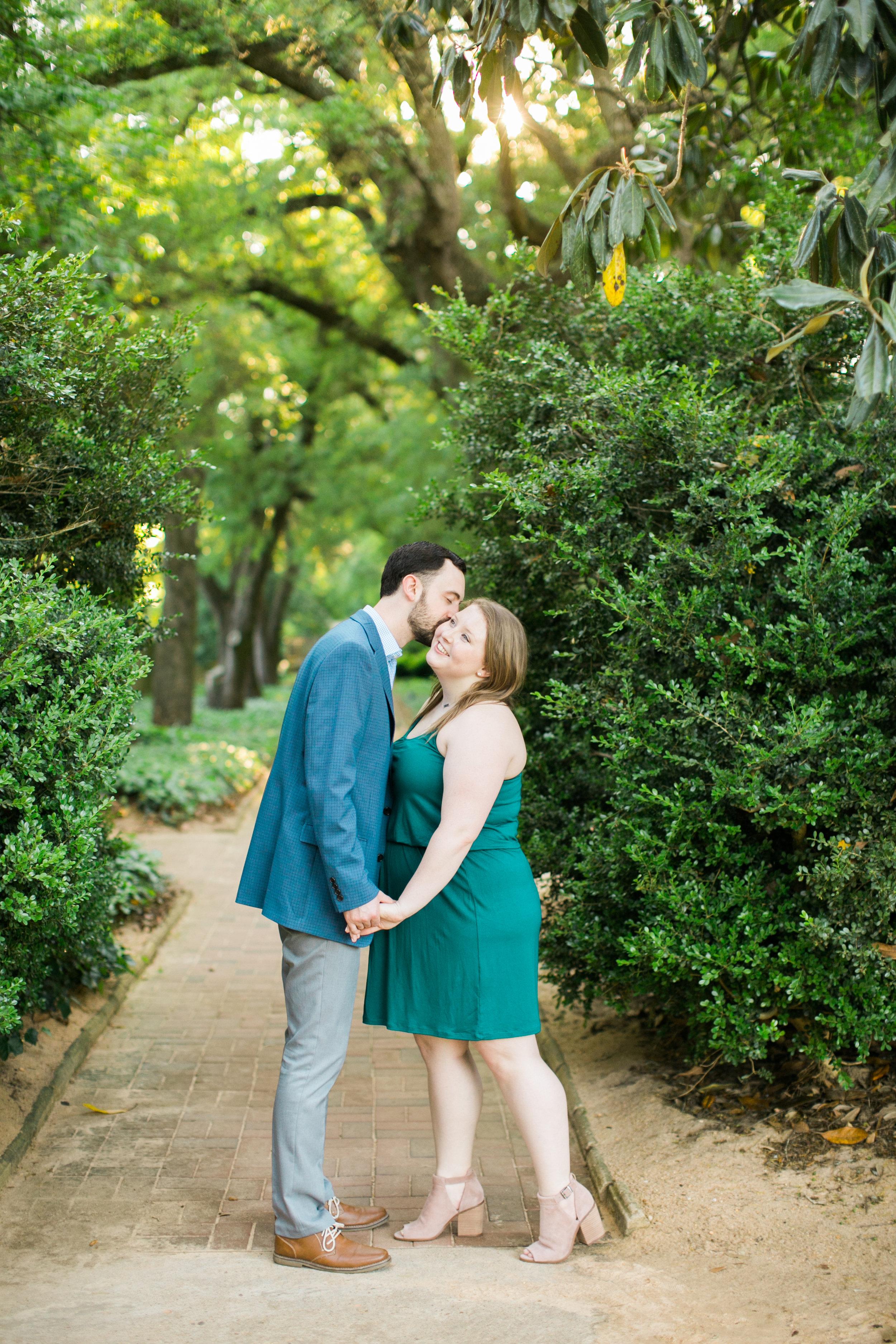 Aiken South Carolina engagement photos