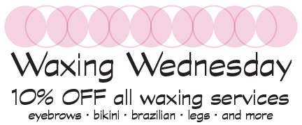 Waxing Wednesday