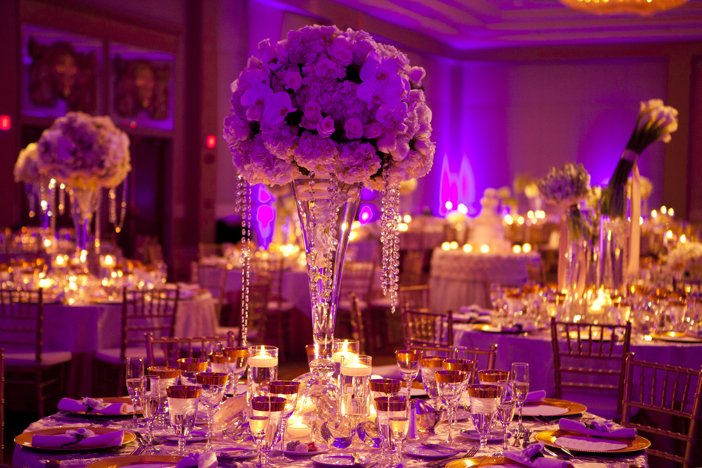 Photo: Kristin Spencer / Wedding Planner & Designer: Donna Kim of The Perfect Details