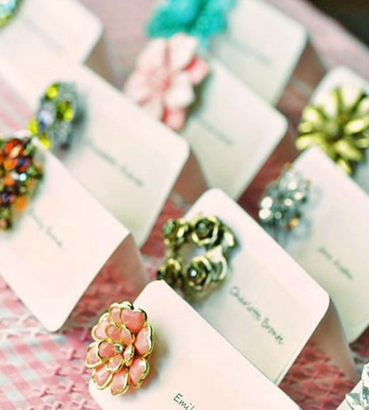 We love the idea of collecting brooches from vintage shops, antique stores and fun quirky places.