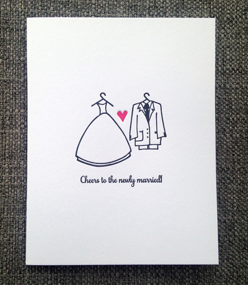 This Congratulations Card is perfectly sweet!
