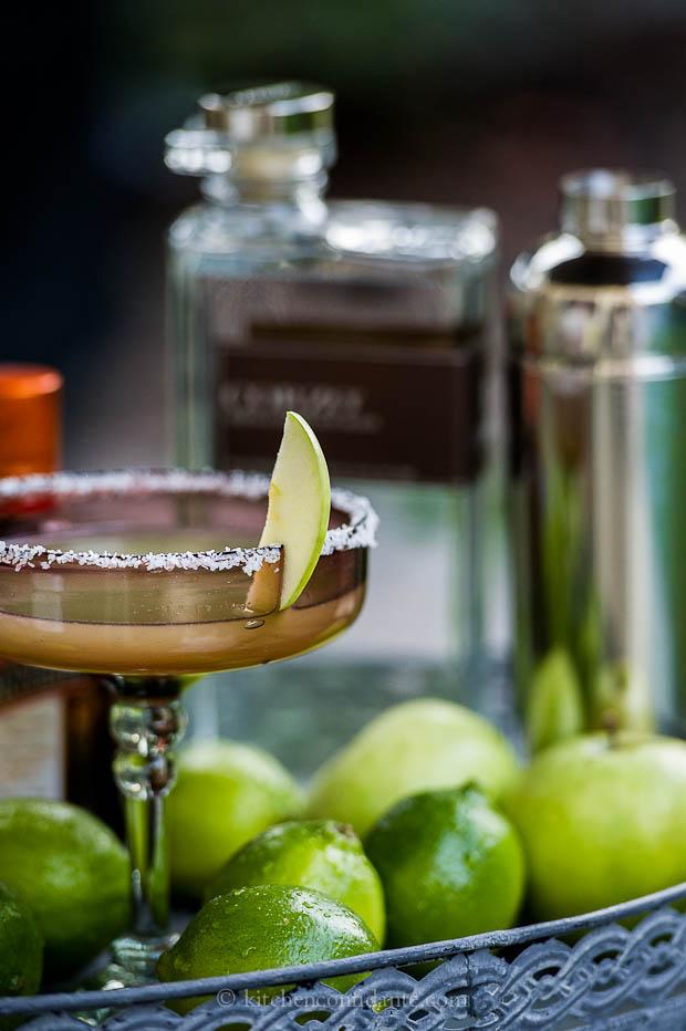 Green Apple Margarita