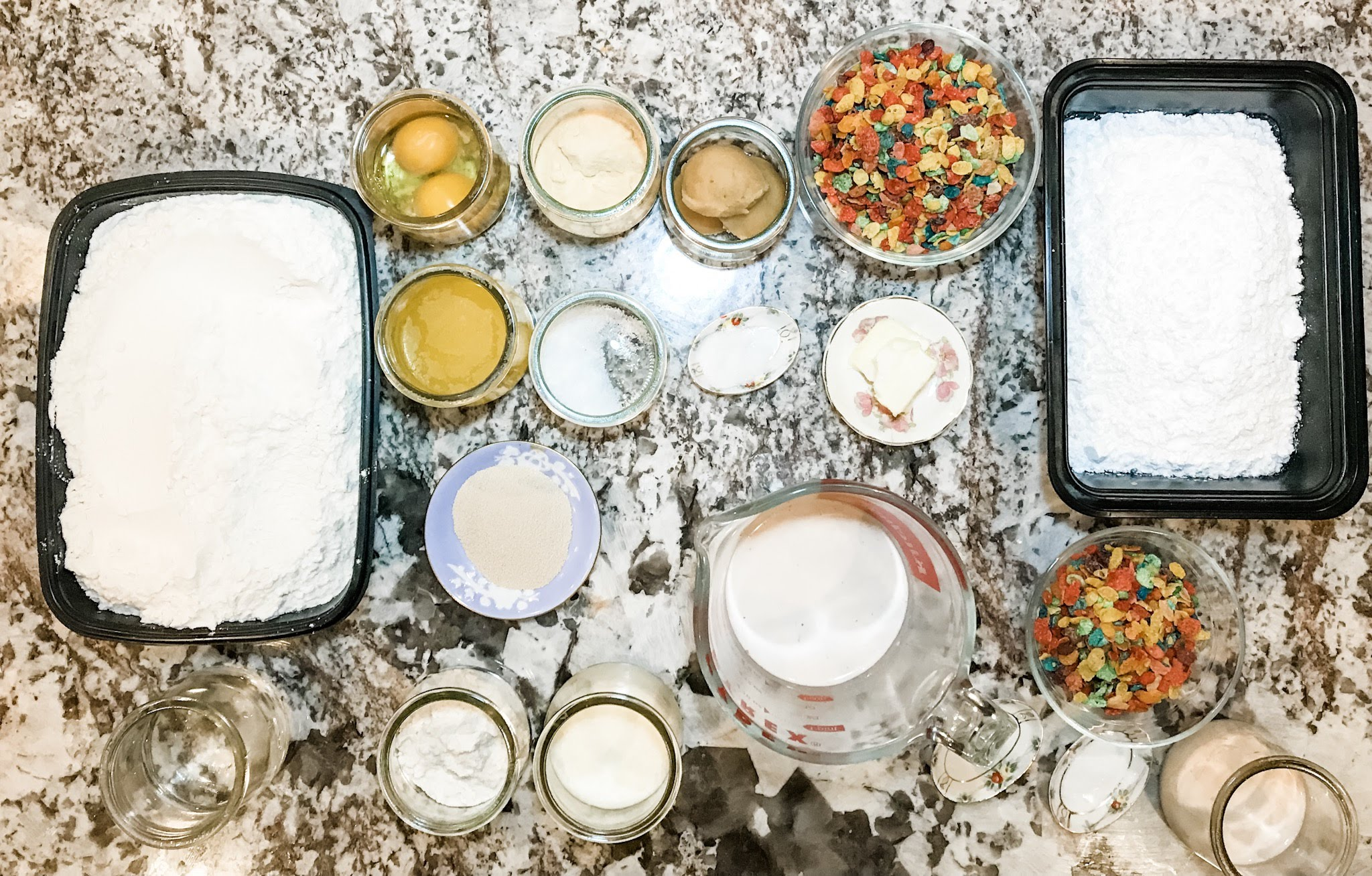 mise en place for Soft Cereal Milk Almond Swirl Rolls.jpg