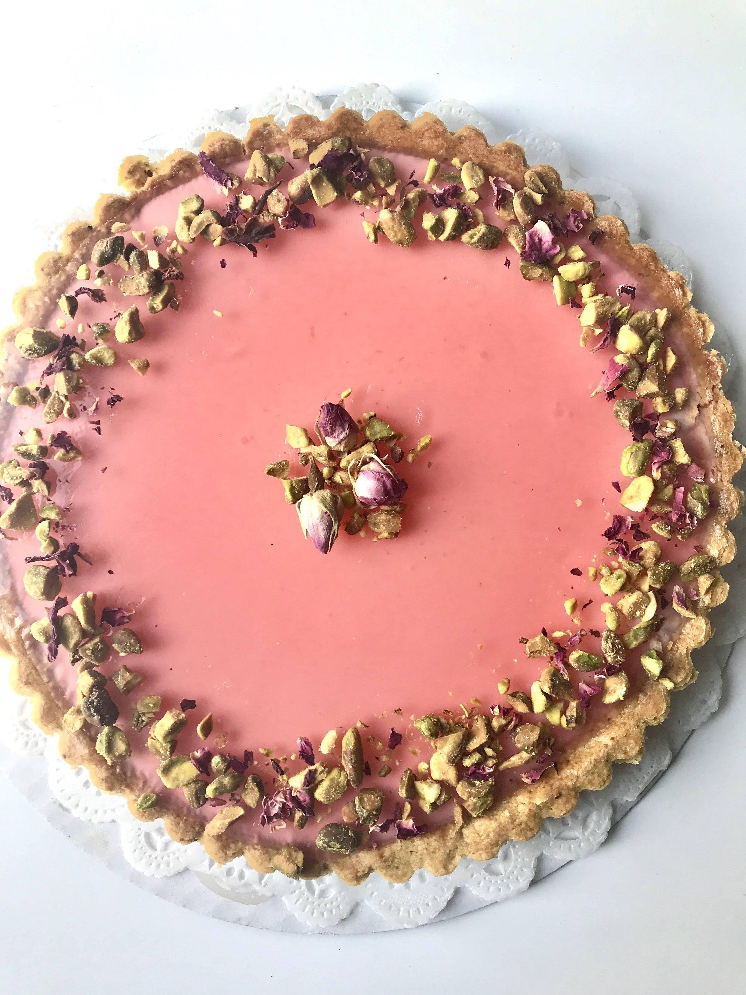 pistachio rose panna cotta tart.jpg