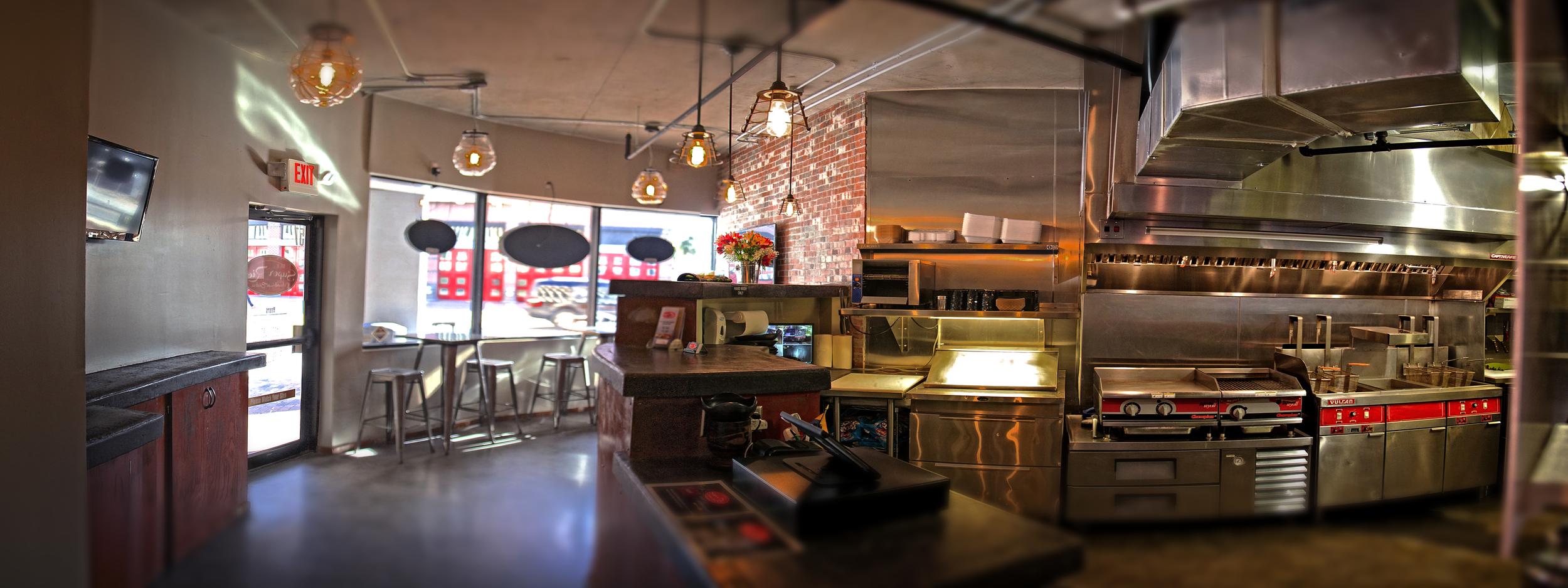 Super Rico Colombian Restaurant Bar