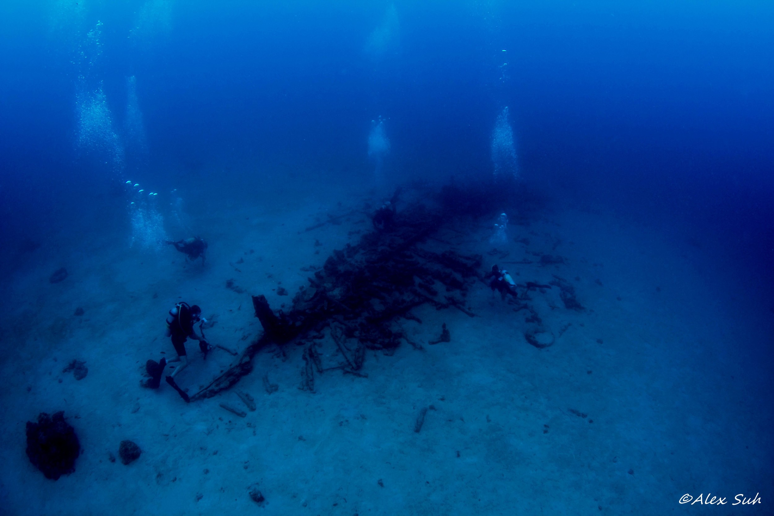 Chinese Junk Wreck