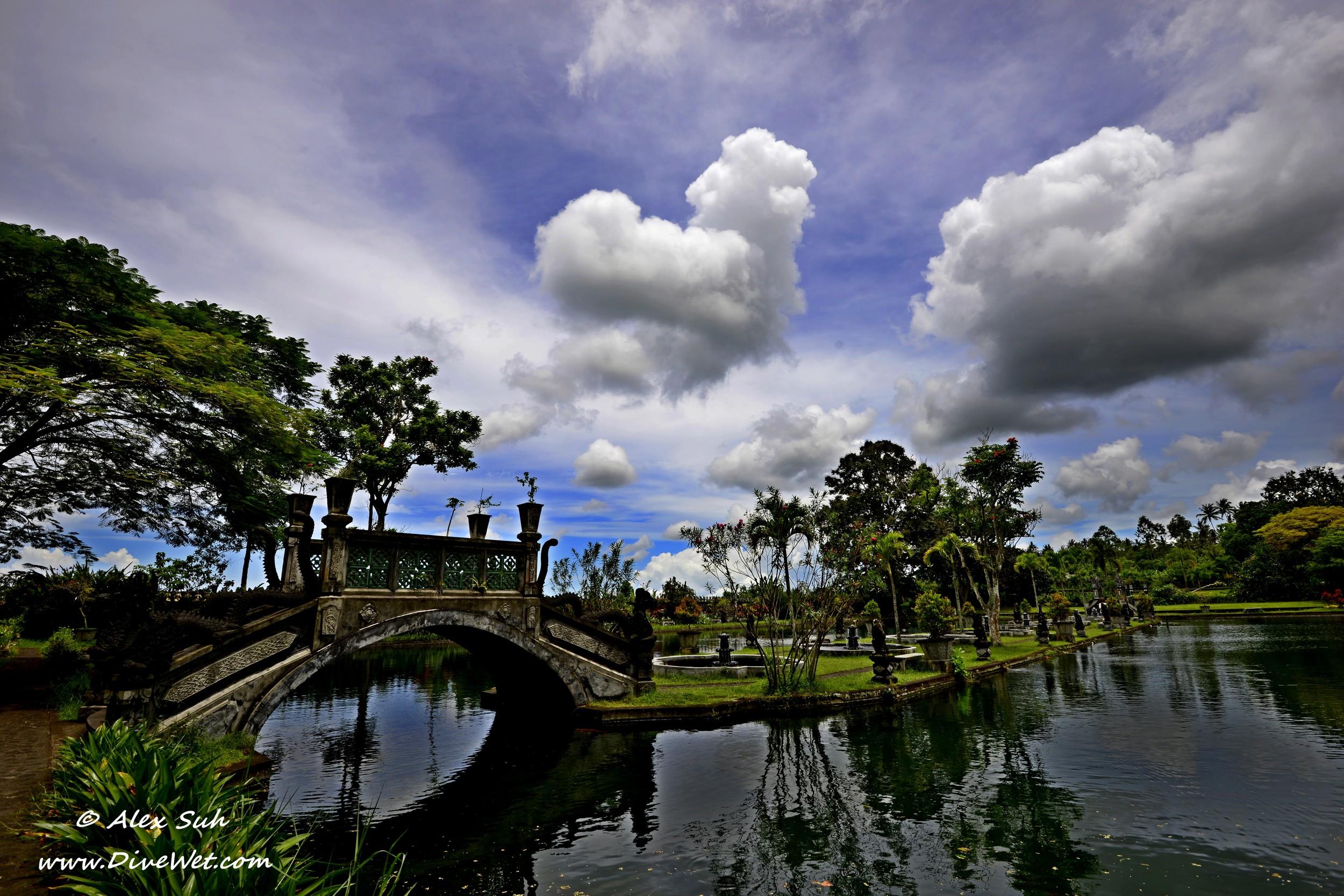 Bali Bridge Clouds Reflections.jpg